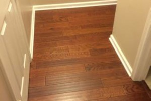 Photo #5: RYAN FLOORS - HARDWOOD AND LAMINATE INSTALLATION