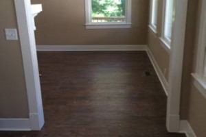 Photo #2: RYAN FLOORS - HARDWOOD AND LAMINATE INSTALLATION