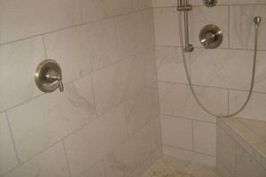 Photo #5: Tile by Greg. Custom Shower Specialist!
