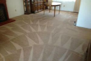 Photo #1: JP Carpet Steam Cleaned $24 For 2 Rooms!