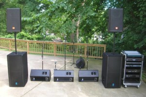 Photo #18: PA System/Sound Equipment Rental for Weddings, DJ's, Corporate Events