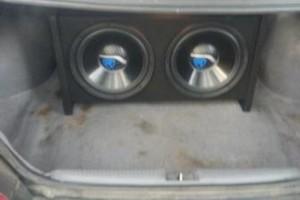 Photo #3: Elegant Car. Car stereo + 4 speaker installation only $85.00 !