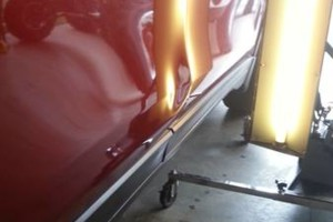 Photo #2: Global Dents Inc.  Paintless/ dent repair