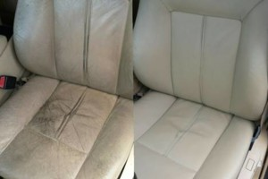 Photo #2: King Ranch. Mobile Car Leather Repair, Upholstery