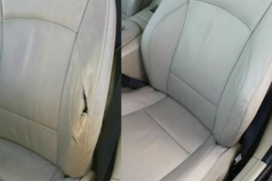 Photo #3: King Ranch. Mobile Car Leather Repair, Upholstery