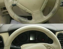 Photo #4: King Ranch. Mobile Car Leather Repair, Upholstery