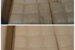 Photo #8: King Ranch. Mobile Car Leather Repair, Upholstery