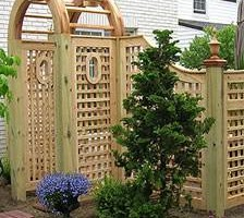 Photo #18: Right Way Fence. Fence, Decks, Storm Clean Up, Gazebos. Arbors...