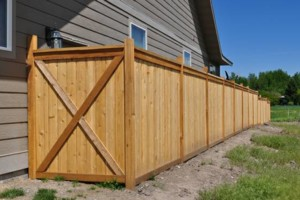 Photo #15: Right Way Fence. Fence, Decks, Storm Clean Up, Gazebos. Arbors...