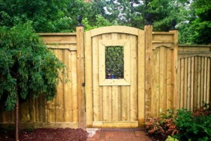 Photo #10: Right Way Fence. Fence, Decks, Storm Clean Up, Gazebos. Arbors...