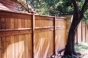 Photo #6: Right Way Fence. Fence, Decks, Storm Clean Up, Gazebos. Arbors...