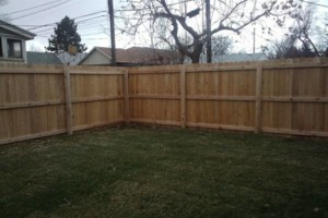 Photo #3: Right Way Fence. Fence, Decks, Storm Clean Up, Gazebos. Arbors...