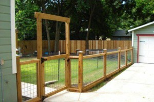 Photo #1: Right Way Fence. Fence, Decks, Storm Clean Up, Gazebos. Arbors...