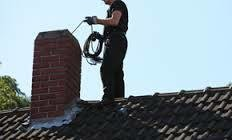 Photo #1: CHIMNEY SWEEPS ONLY $139.00! FIREPLACE TUNE UPS!