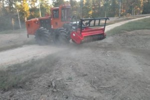 Photo #2: Forestry mulching/Land clearing