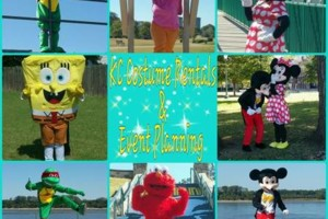 Photo #2: KC Costume Rentals & Event Planning. Entertainment Characters