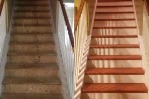 Photo #11: R & T FLOORING - Hardwood to Tile
