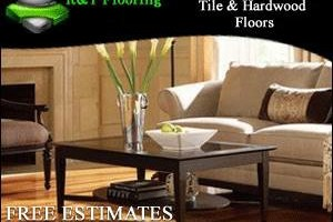 Photo #1: R & T FLOORING - Hardwood to Tile
