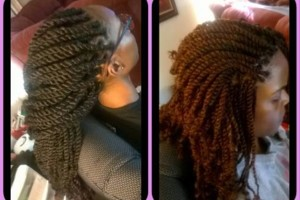 Photo #3: Openings Now, Med/Lrg Box Braid Special