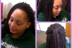 Photo #2: Openings Now, Med/Lrg Box Braid Special