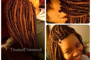 Photo #1: Openings Now, Med/Lrg Box Braid Special