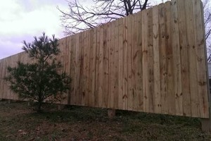 Photo #2: Quality Decks Fence Installation