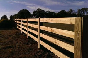 Photo #3: Quality Decks Fence Installation