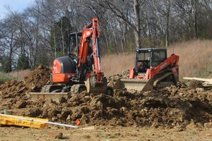 Photo #1: BK Construction Services. Foundations and Footings