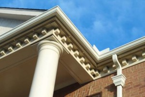 Photo #19: EAGLE SEAMLESS GUTTERS PLUS. Gutter Cleaning