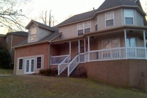 Photo #13: EAGLE SEAMLESS GUTTERS PLUS. Gutter Cleaning