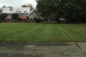 Photo #2: Extended Lawncare Services - lawn, gardens, gutters, bushes