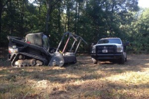 Photo #5: Land And Site Contractors, LLC. Land Maintenance