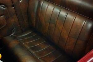 Photo #2: Convertible Top Repair. Custom Upholstery. Leather Seat Repair