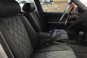 Photo #4: Convertible Top Repair. Custom Upholstery. Leather Seat Repair