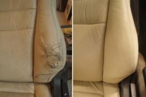 Photo #6: Convertible Top Repair. Custom Upholstery. Leather Seat Repair