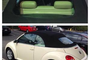 Photo #8: Convertible Top Repair. Custom Upholstery. Leather Seat Repair