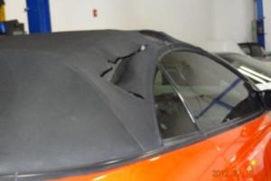 Photo #9: Convertible Top Repair. Custom Upholstery. Leather Seat Repair