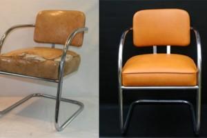 Photo #15: Convertible Top Repair. Custom Upholstery. Leather Seat Repair