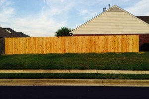 Photo #23: Fence & Deck (Build & Repair). Outdoor Creations