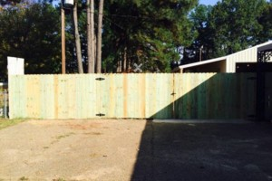 Photo #22: Fence & Deck (Build & Repair). Outdoor Creations
