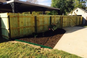 Photo #21: Fence & Deck (Build & Repair). Outdoor Creations
