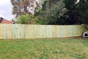 Photo #17: Fence & Deck (Build & Repair). Outdoor Creations