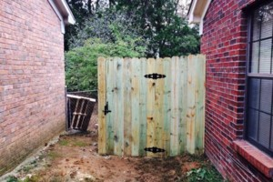 Photo #16: Fence & Deck (Build & Repair). Outdoor Creations