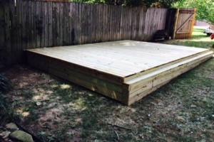 Photo #15: Fence & Deck (Build & Repair). Outdoor Creations