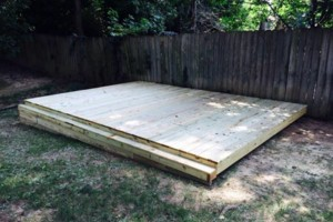 Photo #14: Fence & Deck (Build & Repair). Outdoor Creations