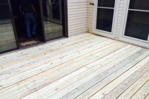 Photo #12: Fence & Deck (Build & Repair). Outdoor Creations