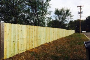 Photo #11: Fence & Deck (Build & Repair). Outdoor Creations