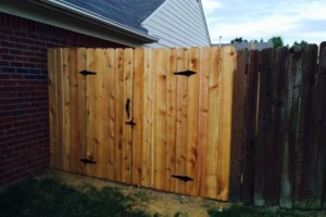 Photo #8: Fence & Deck (Build & Repair). Outdoor Creations
