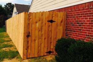 Photo #7: Fence & Deck (Build & Repair). Outdoor Creations