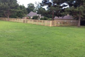 Photo #5: Fence & Deck (Build & Repair). Outdoor Creations